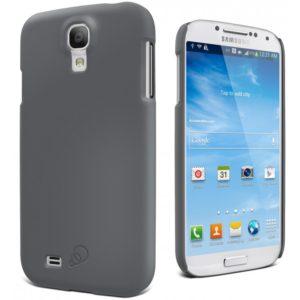 Cygnett Feel Charcoal Case Slim Soft Feel Suit Galaxy S4