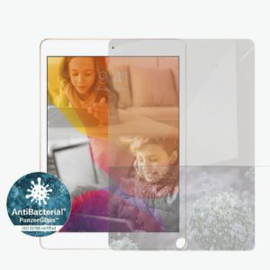 PanzerGlass Screen Protector - Case Friendly - For Apple iPad 10.2' - Full Frame Coverage