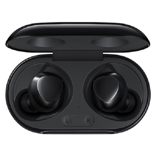 Samsung Galaxy Buds+ Black- Bluetooth v5.0 (LE up to 2Mbps)