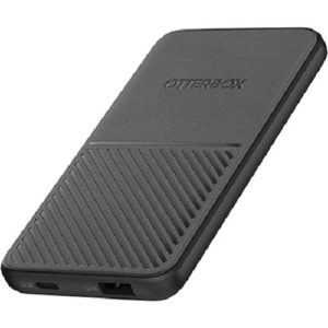 OtterBox 5K mAh USB-A & C 12W Power Bank - Nearly Night - Durable design engineered with trusted drop protection