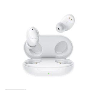 OPPO Enco W11 True Wireless Earphones White - Binaural simultaneous Bluetooth® transmission