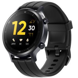 realme Watch S Black - 1.3' Auto Brightness Touchscreen