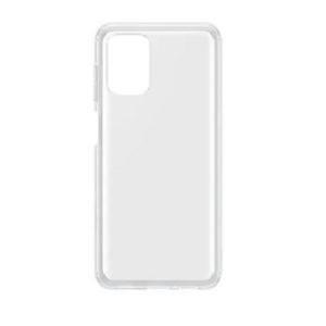 Samsung Galaxy A12 Clear Case Clear (Genuine) -  Battles against bumps and scratches