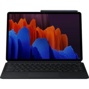 Samsung Galaxy Tab S7+ 12.4' Keyboard Case - Black