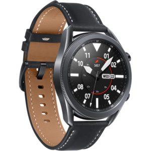 Samsung Galaxy Watch3 Bluetooth (45mm) Mystic Black - 1.4' Super AMOLED Display
