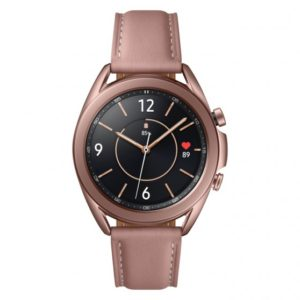 Samsung Galaxy Watch3 Cellular (41mm) Mystic Bronze- Super AMOLED display
