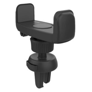Verbatim Phone Holder Air-Vent Mount - Compatible with iPhone 12 11 Pro Max SE XR XS X 6S 7 Plus 8 6