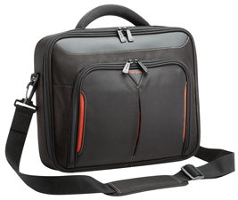 Targus 18.2' ClClassic+ Clamshell Laptop Case/ Notebook bag with File Compartment - Black