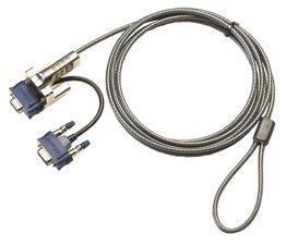 Targus DEFCON® Video Port Combo Combination lock (LS)