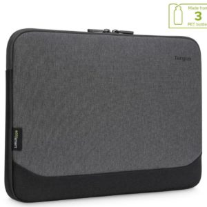 Targus 14' Cypress EcoSmart Slipcase for Laptop Notebook Tablet - Up to 14' - Grey