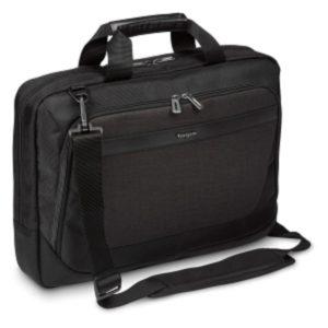 Targus 14-15.6' CitySmart Advanced Multi-Fit Laptop Topload/Case/ Notebook Bag Light Weight - Black