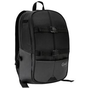 Targus 15.6' Grid Essentials High-Impact Protection Backpack/ Laptop/Notebook Bag - Black