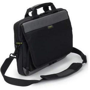 Targus 16'-17' CityGear Slim Topload Notebook Case/ Laptop Bag- Black