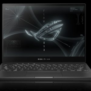 Asus ROG Flow X13 GV301QE 13.4' FHD 120hz AMD Ryzen 9 5900HS 16GB 512GB SSD WIN10 HOME NVIDIA GeForce RTX3050Ti Backlit 4CELL 1.3kg 2YR Gaming (LS)
