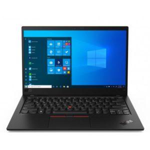 LENOVO ThinkPad X1 Carbon G8 14' FHD Intel i7-10510U 16GB 1TB SSD WIN10 PRO FingerPrint Backlit WIFI6 1.09kg 3YR ONSITE WTY W10P Notebook (20U9S05C00)