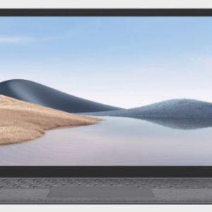 Microsoft Surface Laptop 4 13.5'  Ryzen 5  / 8GB /  256GB / Windows 10 Home - Platinum  Retail Model