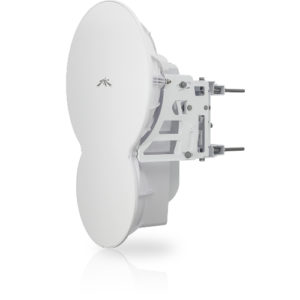 Ubiquiti airFiber 24 1.4Gbps+ 24GHz 13KM+ Full Duplex Point to Point Radio - Ideal for outdoor