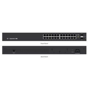 Ubiquiti EdgeSwitch 24 - 24-Port Managed Gigabit Switch