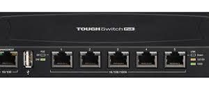 Ubiquiti ToughSwitch 5port PoE Gigabit Managed Switch - Also known as ES-5XP-AU