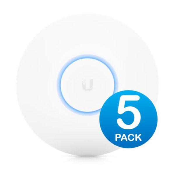 Ubiquiti UniFi AP AC Lite  5 Pack PoE Not included