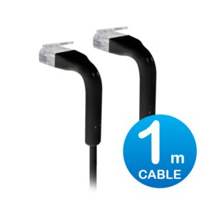 UniFi Patch Cable 1m Black