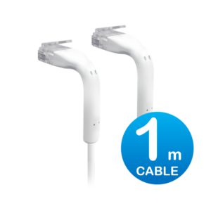 UniFi Patch Cable 1m White