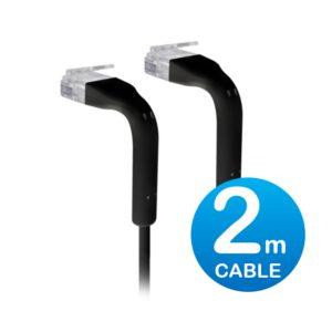 UniFi Patch Cable 2m Black