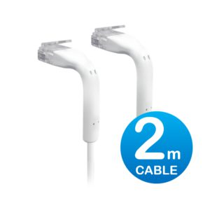 UniFi Patch Cable 2m White