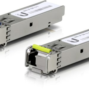 Ubiquiti UFiber  SFP  Single-Mode Module 1G BiDi 2-pack
