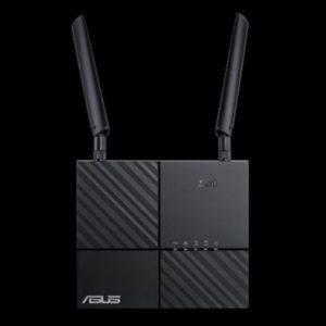 ASUS 4G-AC53U AC750 4G LTE Dual-Band Wi-Fi Modem Router