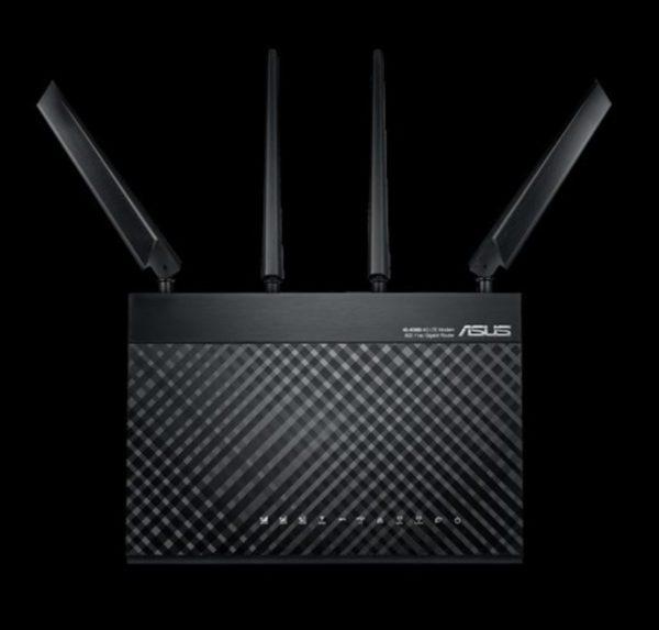 ASUS 4G-AC68U AC1900 4G LTE Dual-Band Wi-Fi Modem Router