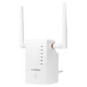 Edimax EW-7478ACAC1200 Range Extender Smart AC1200 Dual-Band Wi-Fi 3in1 Extender/Access Point/Wi-Fi Bridge 1200Mbps (N300 + AC867Mbps) 802.11
