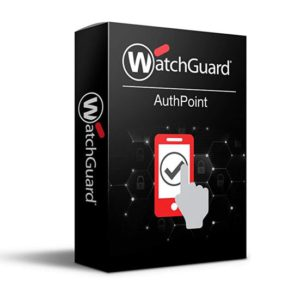 WatchGuard AuthPoint - 1 Year - 5001+ Users - License Per User