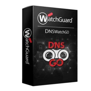 WatchGuard DNSWatchGO - 1 Year - 5001+ Users - License Per User