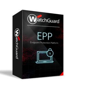 WatchGuard EPP - 1 Year - 5001+ licenses - License Per User