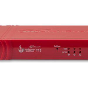 WatchGuard Firebox T15-W MSSP Appliance (WW)