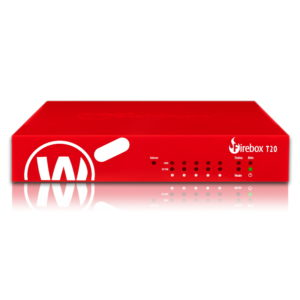 WatchGuard Firebox T20 with 1-yr Standard Support (WW) - Only available to WGOne Silver/Gold Partners
