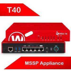 WatchGuard Firebox T40 MSSP Appliance (AU)