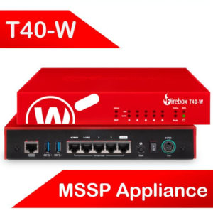 WatchGuard Firebox T40-W MSSP Appliance (AU)