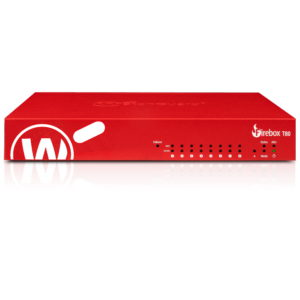 WatchGuard Firebox T80 with 1-yr Standard Support (AU) - Only available to WGOne Silver/Gold Partners