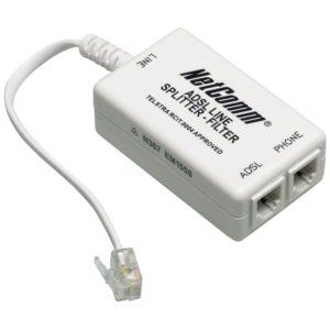Netcomm EM1550 ADSL2+ In line Splitter (LS)