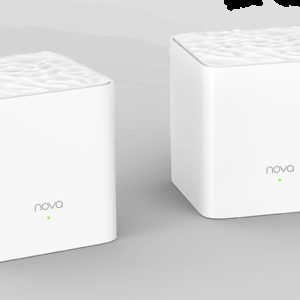 Tenda Nova MW3 2-pack AC1200 Whole-home Mesh WiFi System