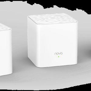 Tenda Nova MW3 3-pack AC1200 Whole-home Mesh WiFi System