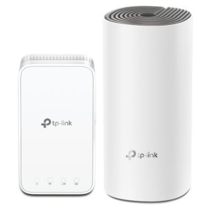 TP-Link Deco E3(2-pack) AC1200 Whole Home Mesh Wi-Fi System