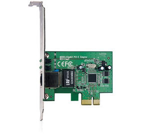 TP-Link TG-3468 Gigabit PCI Express LAN Adapter Card 10/100/1000 Realtek