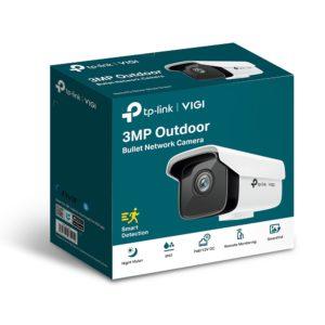 TP-Link VIGI 3MP VIGI C300HP-4 Outdoor Bullet Network Camera