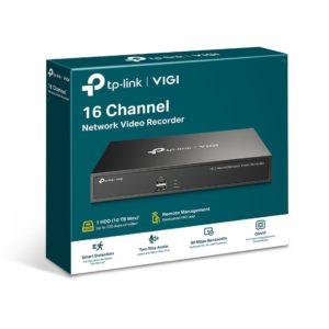 TP-Link VIGI NVR1016H 16 Channel Network Video Recorder