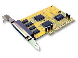 Sunix 4 Port Serial PCI Card SER5056A