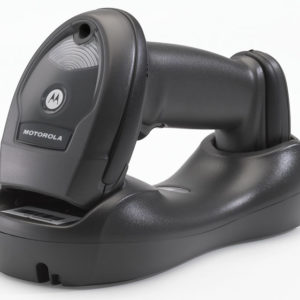Zebra LI4278 1D Linear Scanner Kit USB/CABLE + Cradle Black - POS