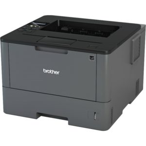 Brother HL-L5100DN NETWORK READY HIGH SPEED MONO LASER PRINTER WITH 2-Sided PRINTING  (40 PPM